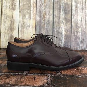 Rockport New Ellingwood Brown Leather Oxford